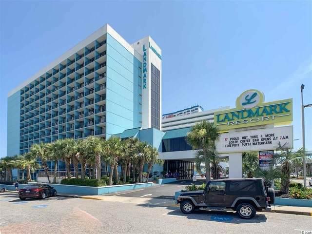 1501 S Ocean Blvd. #1243, Myrtle Beach, SC 29577 (MLS #2107510) :: The Lachicotte Company