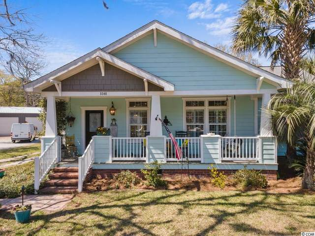 5348 Berkeley Ct., Murrells Inlet, SC 29576 (MLS #2107523) :: Surfside Realty Company