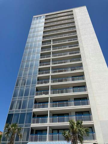 5511 Ocean Blvd. N #1404, Myrtle Beach, SC 29577 (MLS #2107541) :: Team Amanda & Co