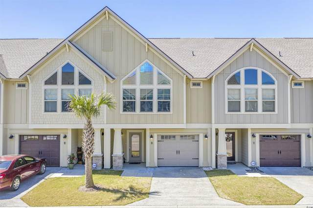 105 Villa Mar Dr. C-3, Myrtle Beach, SC 29579 (MLS #2107550) :: Armand R Roux | Real Estate Buy The Coast LLC