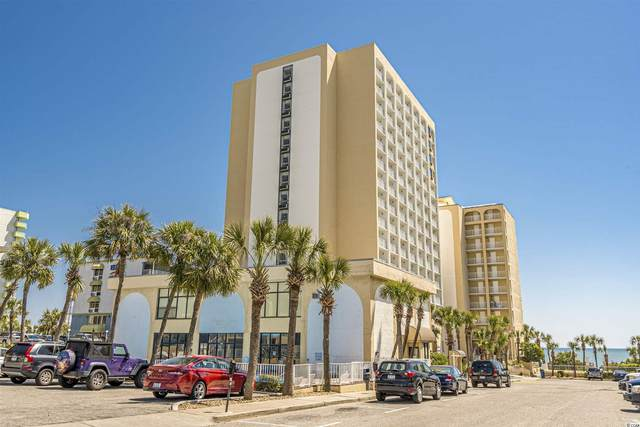 1207 S Ocean Blvd. #51501, Myrtle Beach, SC 29577 (MLS #2107553) :: The Litchfield Company