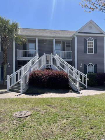 1105 Peace Pipe Pl. #203, Myrtle Beach, SC 29579 (MLS #2107558) :: James W. Smith Real Estate Co.
