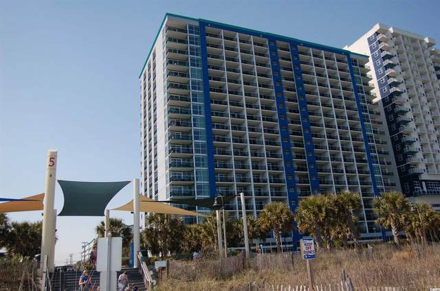 504 North Ocean Blvd. #304, Myrtle Beach, SC 29577 (MLS #2107564) :: Coldwell Banker Sea Coast Advantage