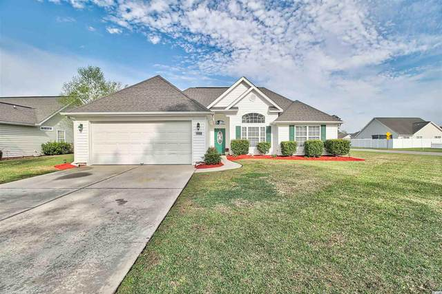 1000 Gavin Ct., Myrtle Beach, SC 29588 (MLS #2107565) :: Garden City Realty, Inc.