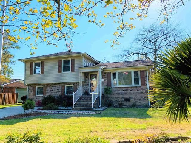 3905 Heron Circle, Myrtle Beach, SC 29579 (MLS #2107568) :: Jerry Pinkas Real Estate Experts, Inc