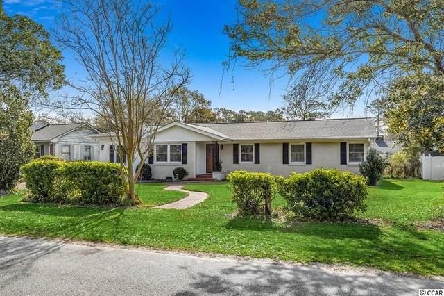 4806 Camellia Dr., Myrtle Beach, SC 29577 (MLS #2107586) :: The Litchfield Company