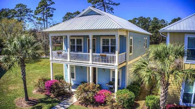 309 Lumbee Circle, Pawleys Island, SC 29585 (MLS #2107589) :: Armand R Roux | Real Estate Buy The Coast LLC