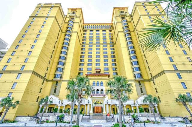 2600 N Ocean Blvd. #501, Myrtle Beach, SC 29577 (MLS #2107614) :: Team Amanda & Co