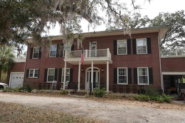 511 Bayview Dr., Georgetown, SC 29440 (MLS #2107620) :: Surfside Realty Company