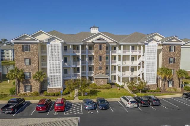 4812 Magnolia Lake Dr. #401, Myrtle Beach, SC 29577 (MLS #2107621) :: The Litchfield Company