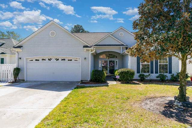 399 Blackberry Ln., Myrtle Beach, SC 29579 (MLS #2107622) :: Dunes Realty Sales