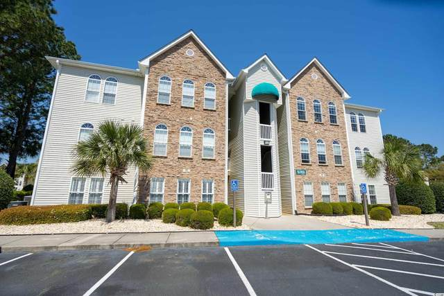 9749 Leyland Dr. #2, Myrtle Beach, SC 29572 (MLS #2107630) :: James W. Smith Real Estate Co.