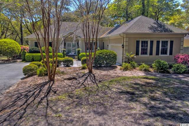 668 Tidewater Circle, Pawleys Island, SC 29585 (MLS #2107655) :: The Litchfield Company