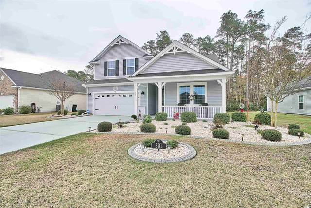 301 Ridge Pointe Dr., Conway, SC 29526 (MLS #2107656) :: The Litchfield Company