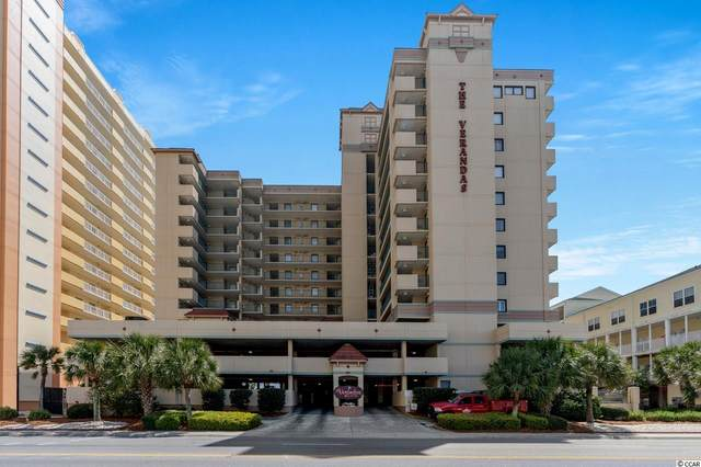 501 S Ocean Blvd. #609, North Myrtle Beach, SC 29582 (MLS #2107663) :: Jerry Pinkas Real Estate Experts, Inc