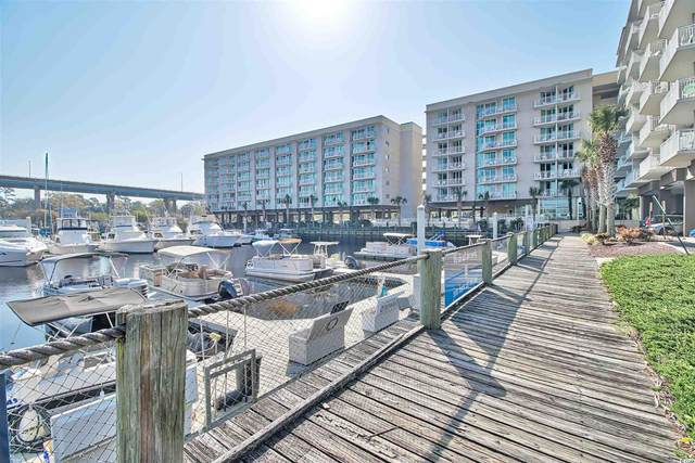 2100 Sea Mountain Hwy. #302, North Myrtle Beach, SC 29582 (MLS #2107675) :: The Lachicotte Company