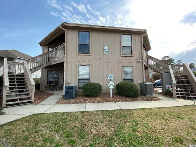 455 Sunnehanna Dr. 420C, Myrtle Beach, SC 29588 (MLS #2107682) :: Surfside Realty Company