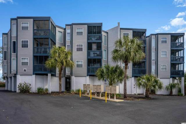 1500 Cenith Dr. A-102, North Myrtle Beach, SC 29582 (MLS #2107688) :: The Litchfield Company