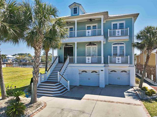 4842 Williams Island Dr., Little River, SC 29566 (MLS #2107708) :: The Litchfield Company