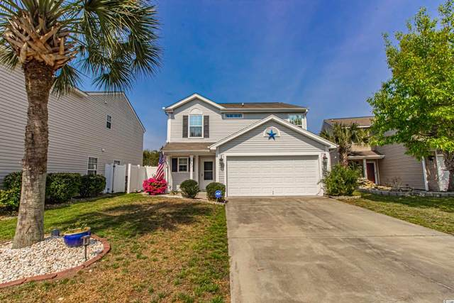 473 Dandelion Ln., Myrtle Beach, SC 29579 (MLS #2107719) :: The Litchfield Company