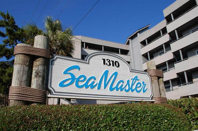 1310 N Waccamaw Dr. #403, Murrells Inlet, SC 29576 (MLS #2107720) :: Surfside Realty Company