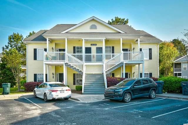5038 Belleglen Ct. #101, Myrtle Beach, SC 29579 (MLS #2107722) :: The Litchfield Company