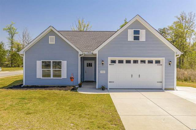 552 Shallow Cove Dr., Conway, SC 29527 (MLS #2107750) :: Duncan Group Properties