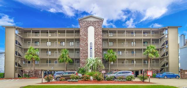 811 N Ocean Blvd. #201, Surfside Beach, SC 29575 (MLS #2107755) :: Surfside Realty Company