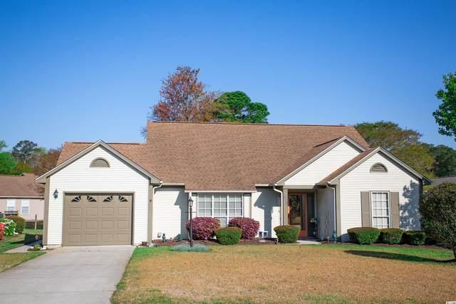 626 Bluebird Ln., Murrells Inlet, SC 29576 (MLS #2107759) :: Garden City Realty, Inc.
