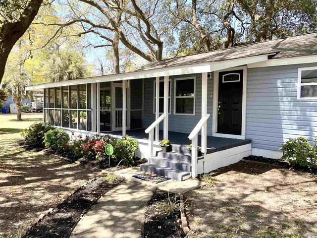 112 South Hollywood Dr., Surfside Beach, SC 29575 (MLS #2107771) :: Surfside Realty Company