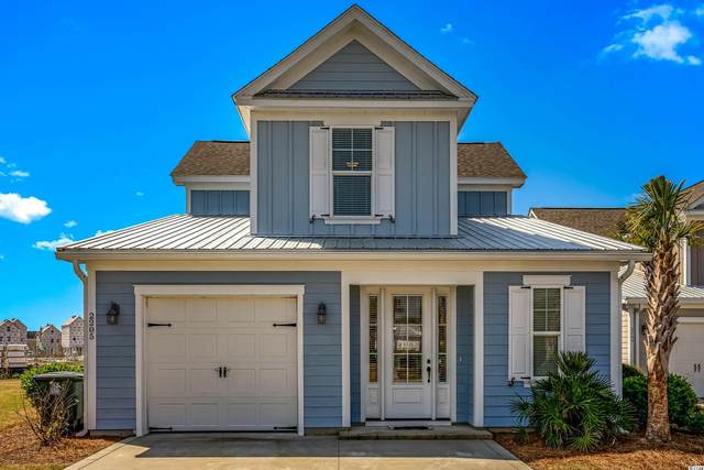 2205 Oak Creek Ct., North Myrtle Beach, SC 29582 (MLS #2107773) :: Armand R Roux | Real Estate Buy The Coast LLC