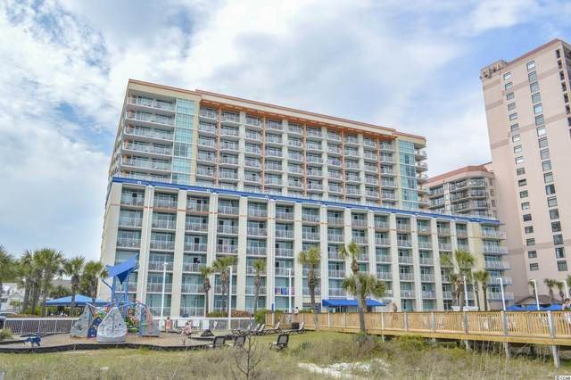 5300 N Ocean Blvd. #804, Myrtle Beach, SC 29577 (MLS #2107778) :: Jerry Pinkas Real Estate Experts, Inc