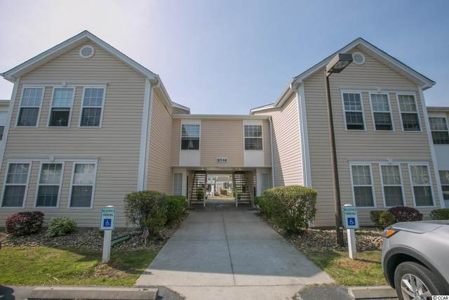 8546 Hopkins Circle D, Surfside Beach, SC 29575 (MLS #2107779) :: Surfside Realty Company