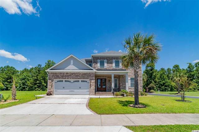 1155 E Isle Of Palms Dr., Myrtle Beach, SC 29579 (MLS #2107794) :: The Litchfield Company