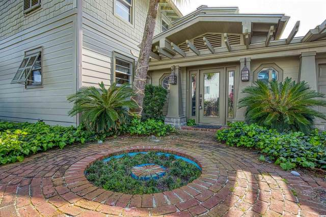 3806 North Ocean Blvd., Myrtle Beach, SC 29577 (MLS #2107795) :: The Litchfield Company