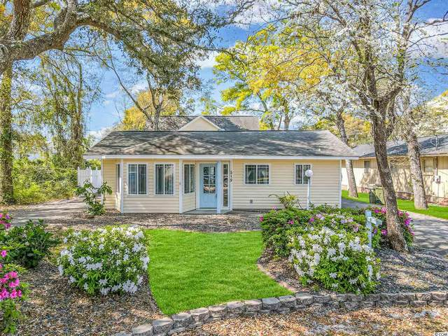 519 3rd Ave. S, Surfside Beach, SC 29575 (MLS #2107798) :: Surfside Realty Company
