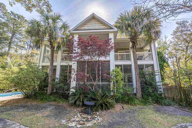 218 Green Lake Dr., Myrtle Beach, SC 29572 (MLS #2107804) :: The Litchfield Company