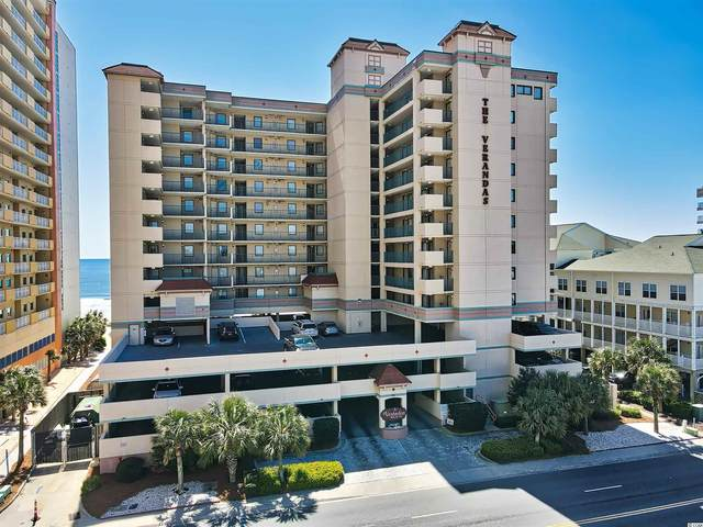 501 S Ocean Blvd. #809, North Myrtle Beach, SC 29582 (MLS #2107806) :: The Litchfield Company