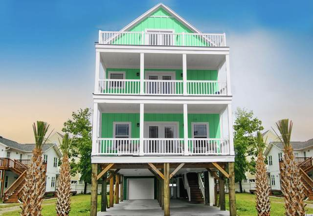 120-A 14th Ave. S, Surfside Beach, SC 29575 (MLS #2107814) :: The Litchfield Company