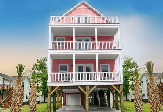 120 14th Ave. S, Surfside Beach, SC 29575 (MLS #2107815) :: The Litchfield Company