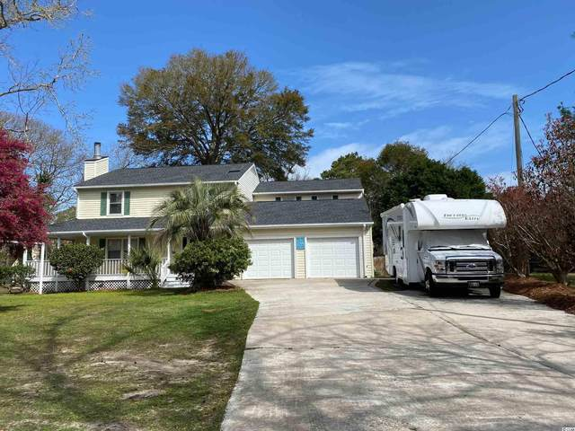 2405 Little River Neck Rd., North Myrtle Beach, SC 29582 (MLS #2107822) :: James W. Smith Real Estate Co.
