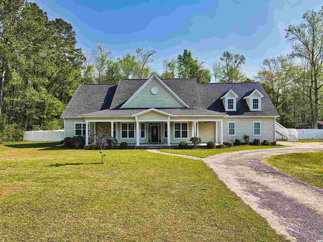 5606 Rosehall Dr., Murrells Inlet, SC 29576 (MLS #2107823) :: The Litchfield Company