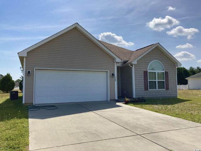 269 White Water Loop, Conway, SC 29526 (MLS #2107827) :: The Litchfield Company