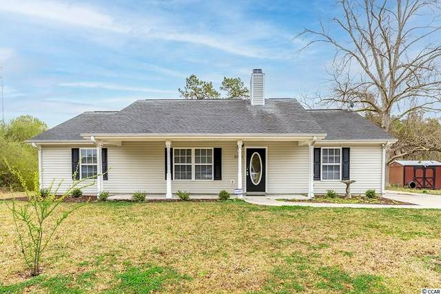 3230 Old Nelson Rd., Conway, SC 29526 (MLS #2107830) :: Coldwell Banker Sea Coast Advantage