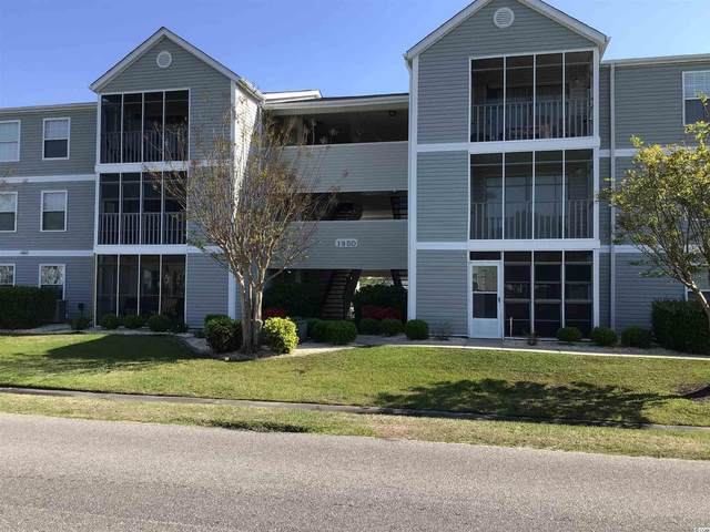 1950 Bent Grass Dr. C, Surfside Beach, SC 29575 (MLS #2107836) :: Surfside Realty Company