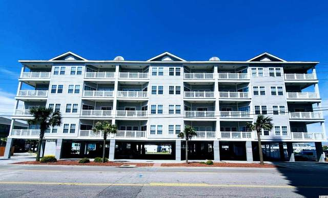 3401 N Ocean Blvd. #303, Myrtle Beach, SC 29577 (MLS #2107841) :: Coastal Tides Realty