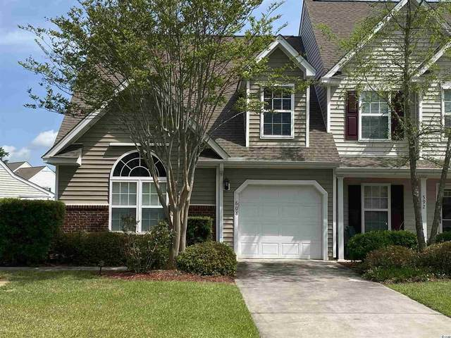 608 Riverward Dr. #608, Myrtle Beach, SC 29588 (MLS #2107847) :: The Litchfield Company