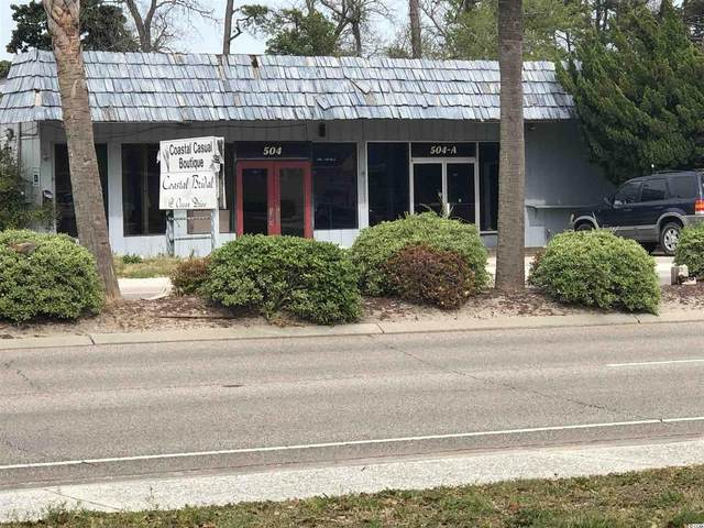 504 Main St., North Myrtle Beach, SC 29582 (MLS #2107859) :: Jerry Pinkas Real Estate Experts, Inc