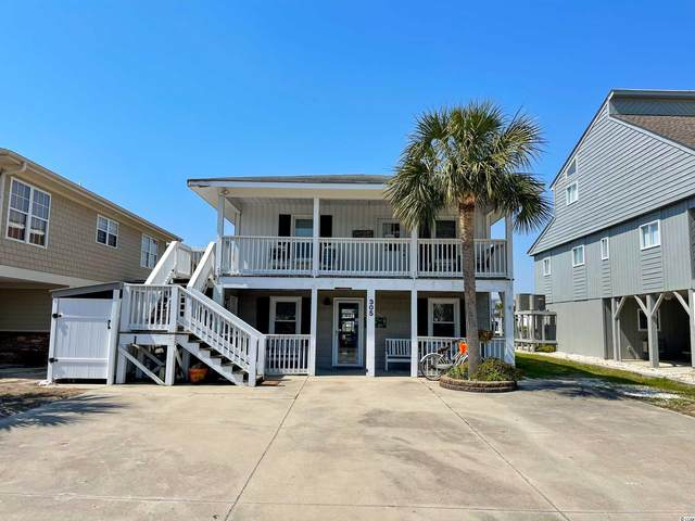305 47th Ave. N, North Myrtle Beach, SC 29582 (MLS #2107861) :: Coastal Tides Realty