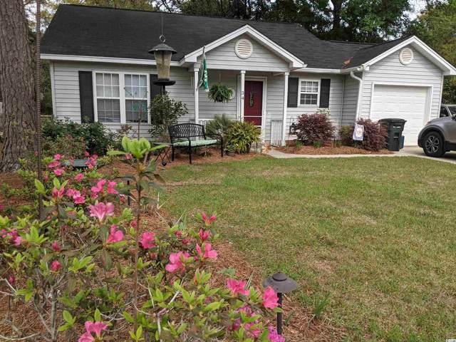 34 Saint Thomas Ct., Pawleys Island, SC 29585 (MLS #2107866) :: The Litchfield Company